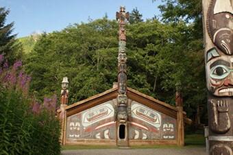Princess Cruises Excursion Totem Bight State Park Amp Lumberjack Show