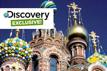 A Discovery Exclusive: Ultimate Saint Petersburg - 2 Days Enlarged image 1