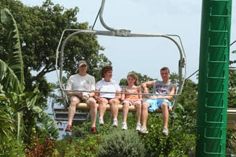 Aerial Chairlift, Bobsled & Dunn's River Falls Thumbnail image 3