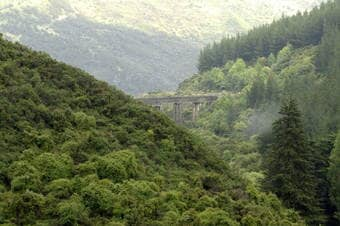 Taieri Gorge by Train