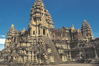 Princess Cruises : Excursion - Cambodia's Angkor Wat Grand Overland