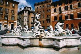 Trevi, Spanish Steps, Pantheon & St. Peter's Square Enlarged image 1