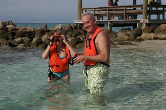 Snorkel Equipment Rental image