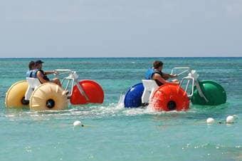 Princess Cruises Excursion Aqua Bike Rental 2 People Maximum