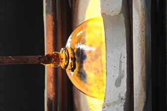 Art by Fire Glassblowing Demo at Jewell Gardens Thumbnail image 2