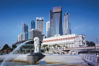 Debark Tour - Singapore Sojourn (for Passengers with Princess Transfers)