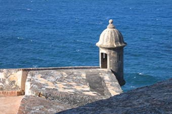 Old San Juan Fortresses & Shopping