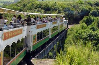 Princess Cruises Excursion Scenic Railway Ride Amp Circle Island Drive