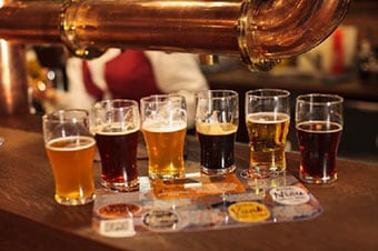 Local Connections: Old Town & Beer Tasting with Master Brewer image
