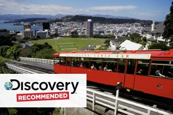 Local Connections: Te Papa Museum & Cable Car Enlarged image 1