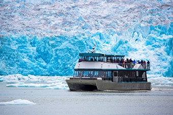 Hubbard Glacier & Wilderness Exploration Thumbnail image 1