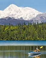 Princess Cruises Mt Mckinley Princess Wilderness Lodge Talkeetna