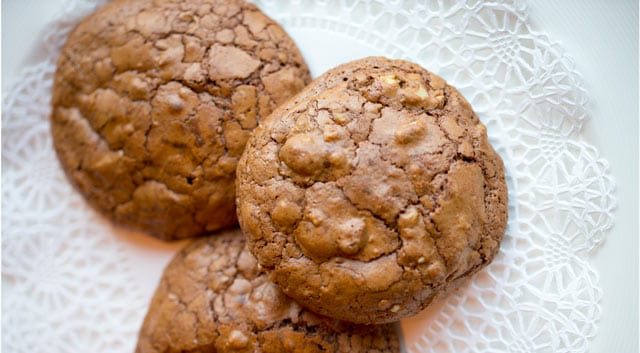 Chocolate Chip Cookies from Norman Love