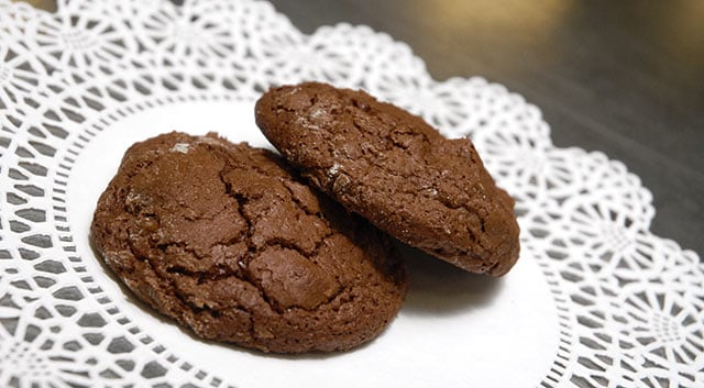 Chocolate Chunk Cookies from Norman Love
