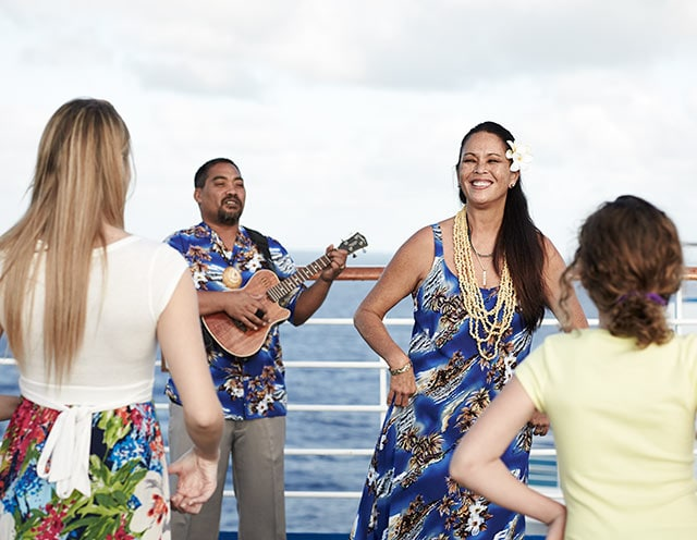 Kids Teens Amp Family Cruise Activities Princess Cruises