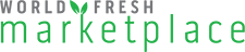 logo del mercado mundial Fresco