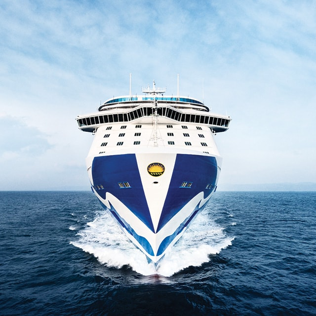 Types of Cruise Ships: Ship Information - Princess Cruises