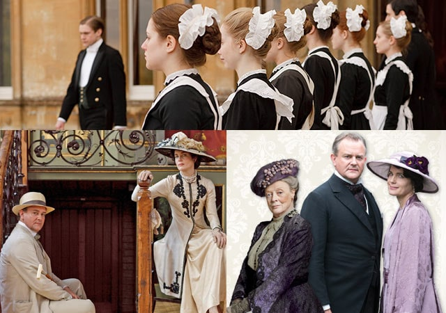 Downton Abbey onboard Princess Cruises