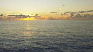 stunning sunsets onboard a princess cruise