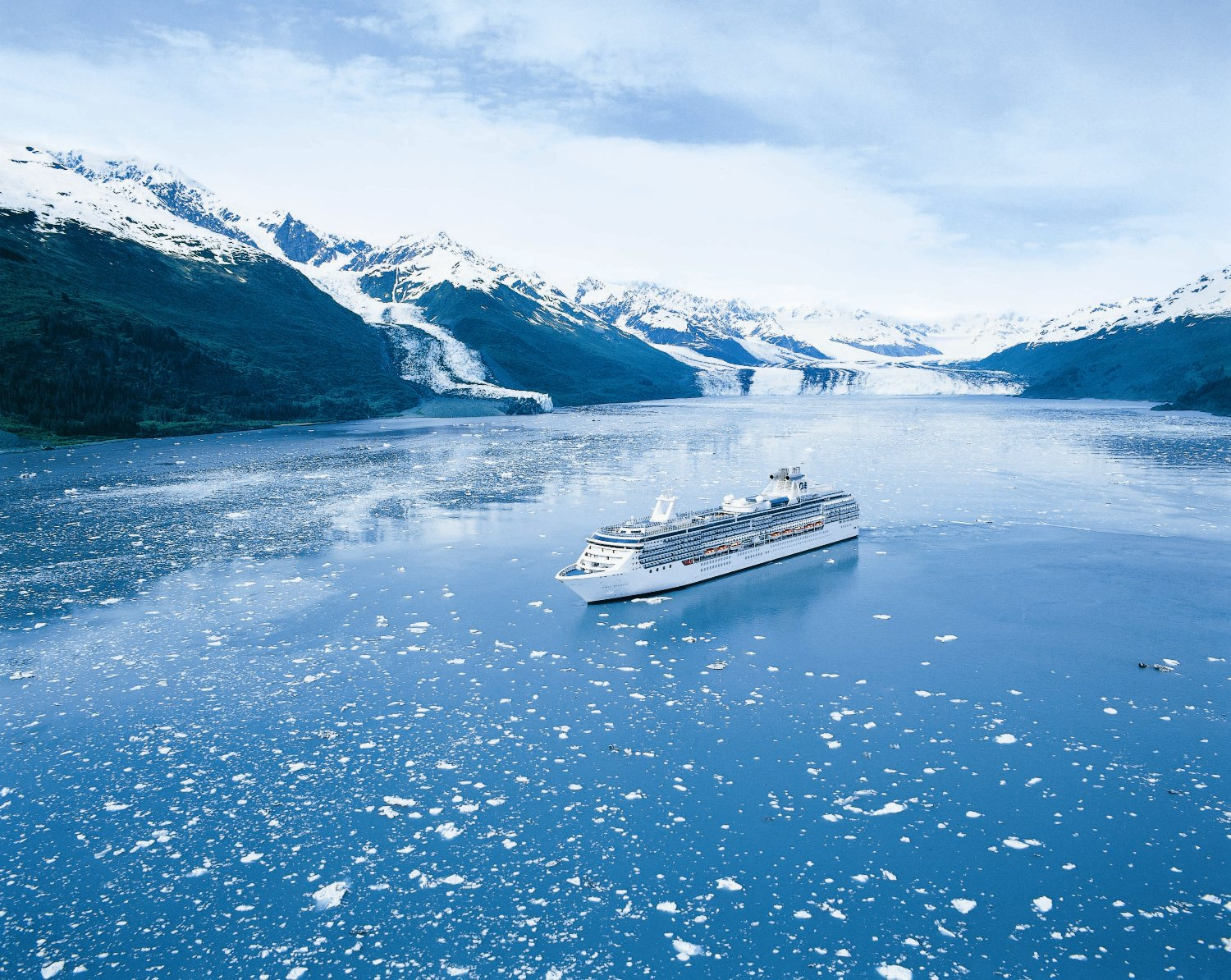 Princess Cruises Opens 2014 Alaska Cruise And Cruisetour