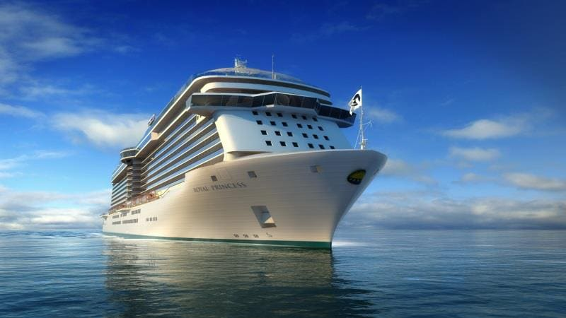 Princess Cruises Opens 2014 Europe Season For Sale