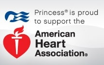 Princess Cruises Benefit Cruise for American Heart Association