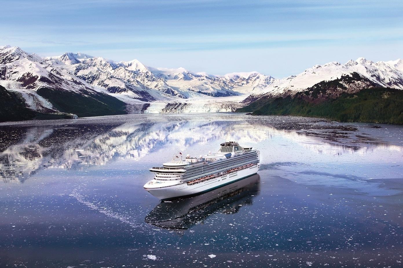 Princess Presents 2015 Alaska Cruise And Cruisetour