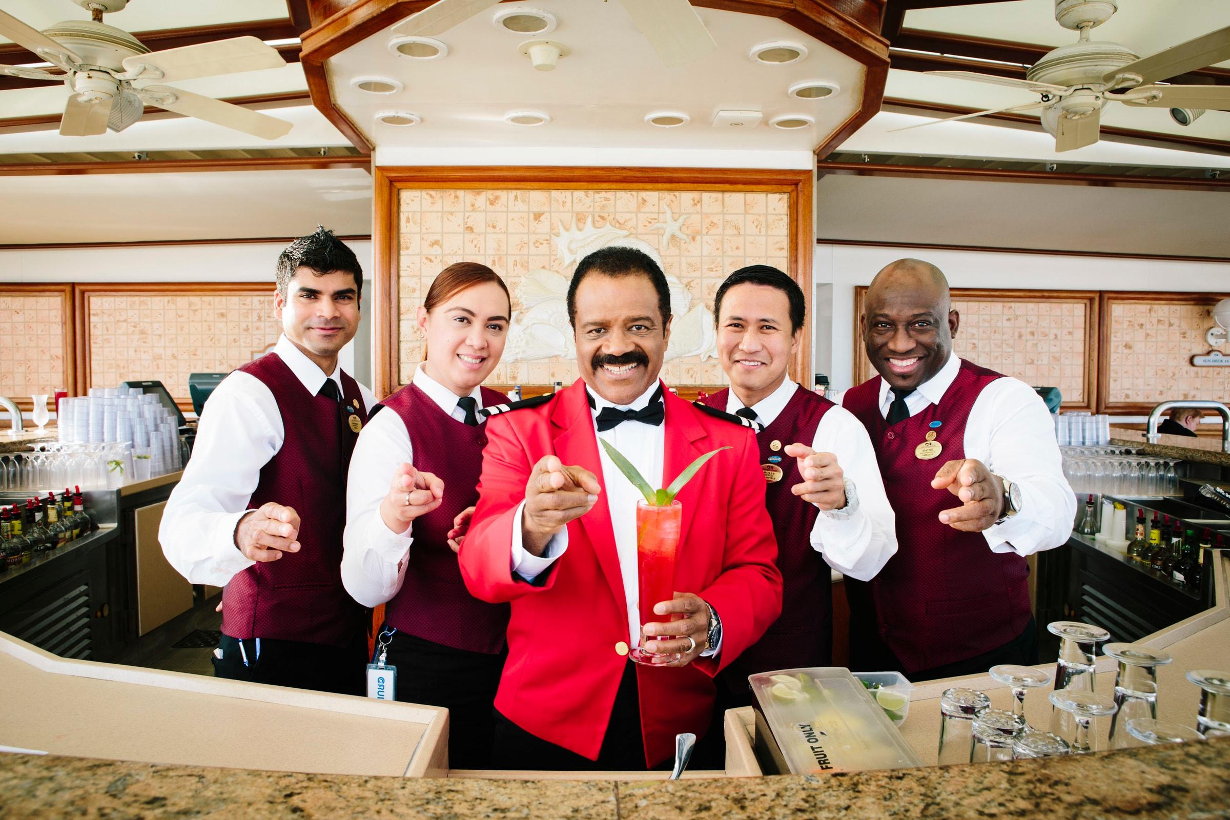 Princess Cruises Debuts New Love Boat Inspired Drink Onboard Cruise Ships Princess Cruises