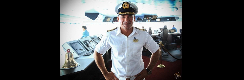 Captain Dino Sagani Named Master Of Majestic Princess Princess Cruises