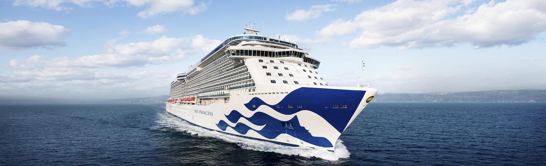 Princess Cruises To Name Next Ship Sky Princess Princess Cruises