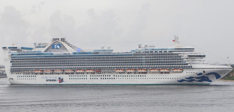 Princess Cruises Launches Summer Of Shark Onboard Caribbean Princess Princess Cruises