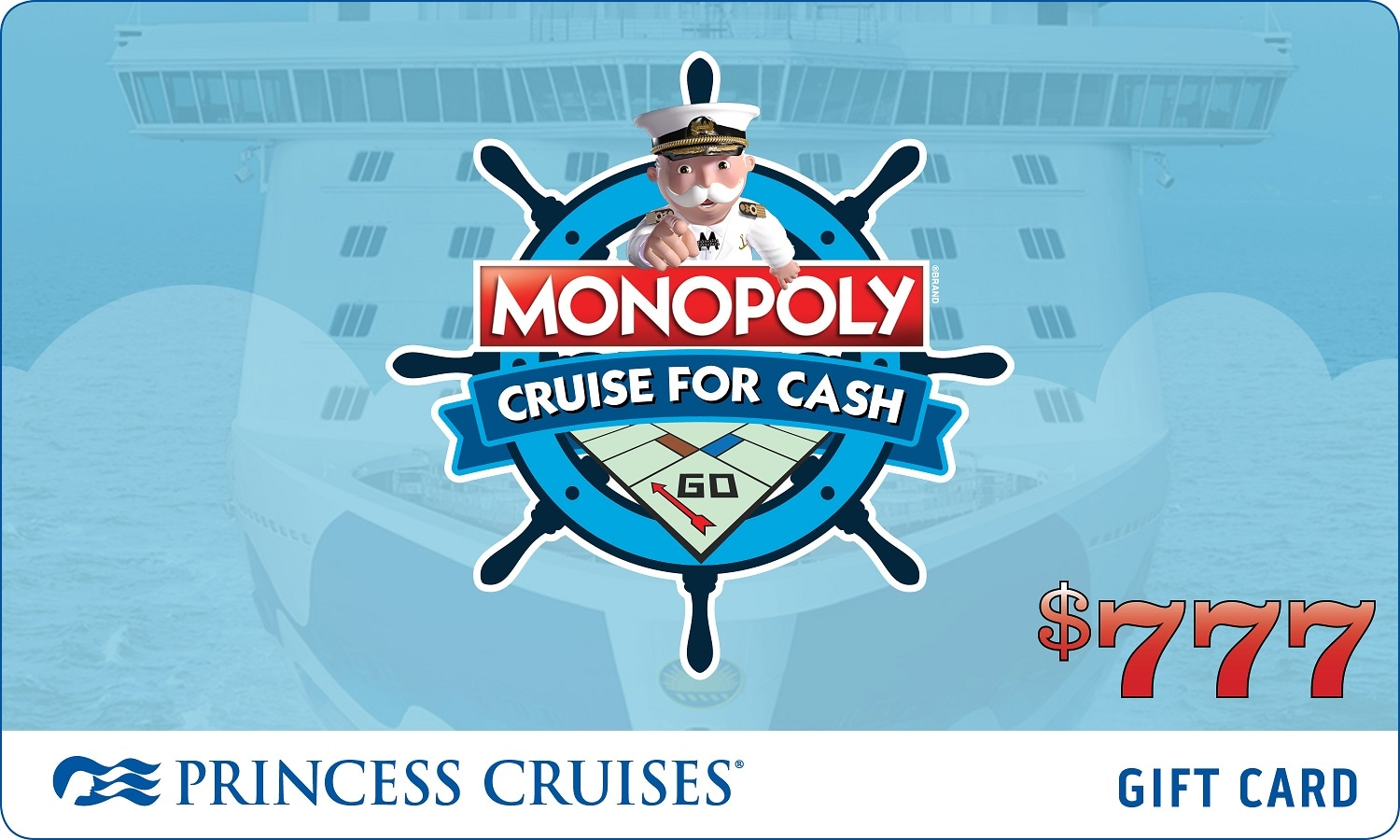 Princess Cruises Introduces Monopoly Cruise For Cash Promotion A