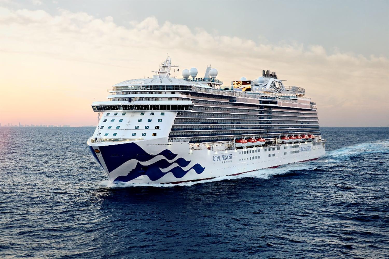 A Royal Princess is Coming to Los Angeles - Princess Cruises