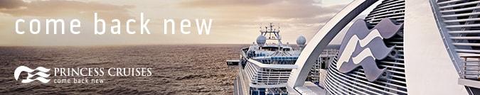 Princess Cruises®  - The Consummate Host®
