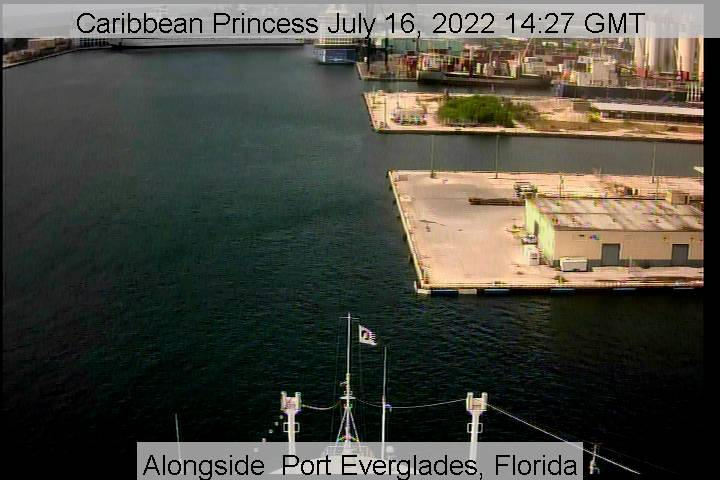Caribbean Princess webcam