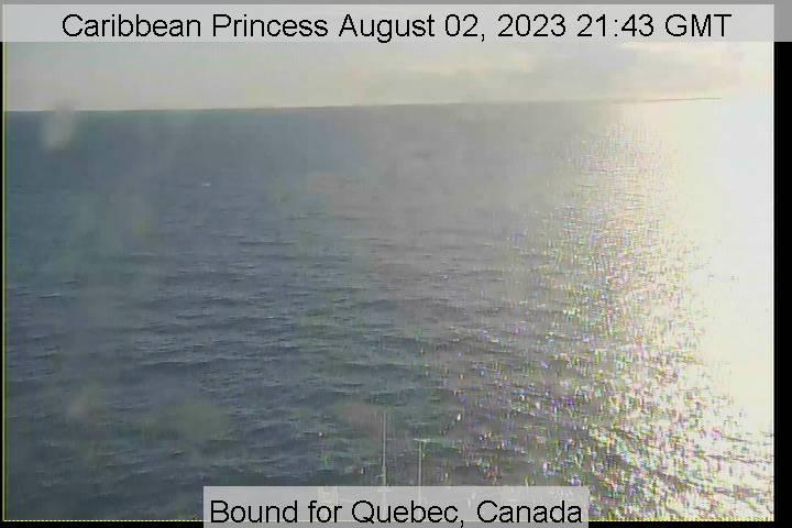 Caribbean Princess web cam