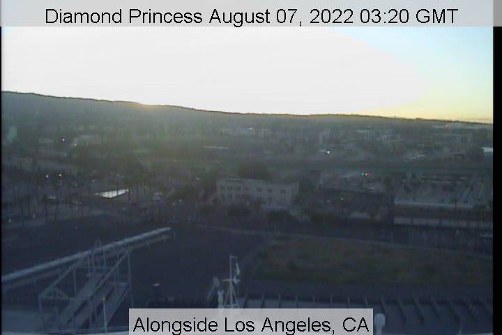 Bridge Cams Princess Cruises