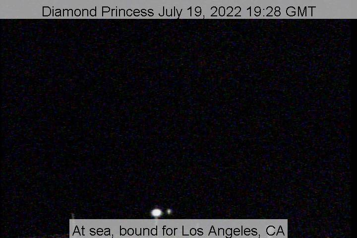 Diamond Princess Webcams Bridge Cam