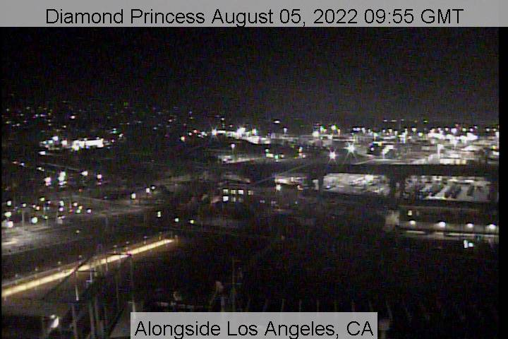 Schiff Diamond Princess Webcam