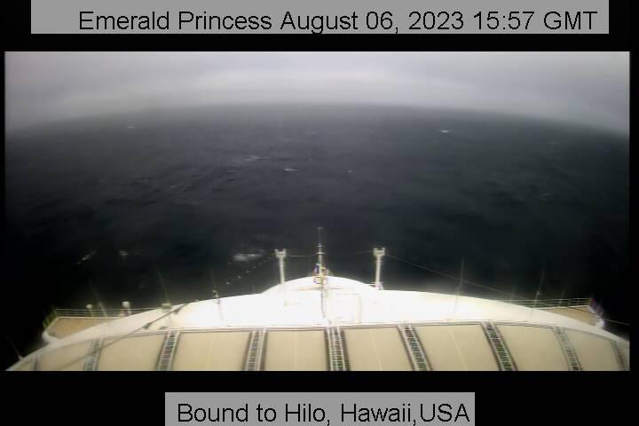 Emerald Princess webcam