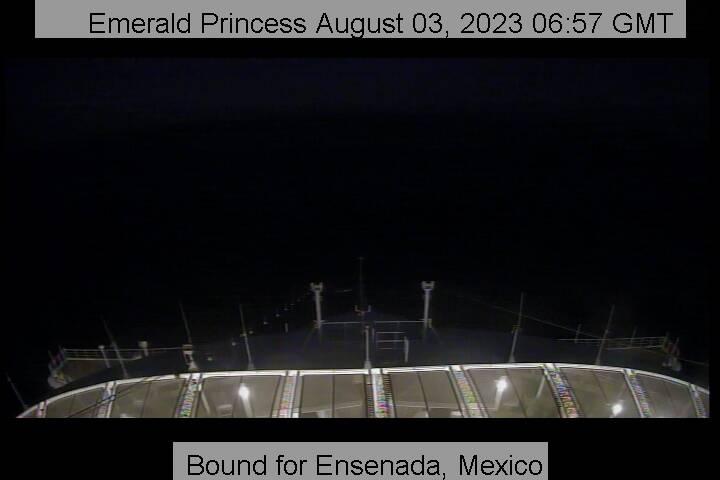 Emerald Princess web cam