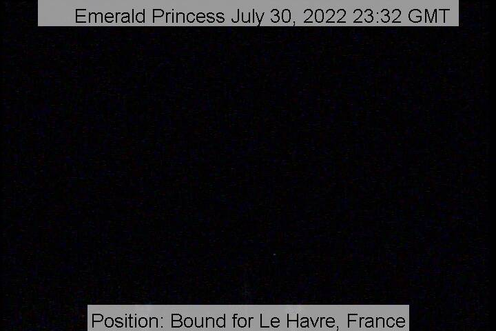 Emerald Princess web cam