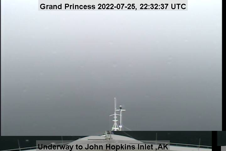 Webcam For The Grand Princess