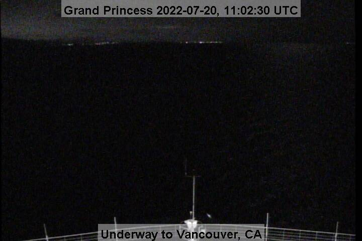 Schiff Grand Princess Webcam