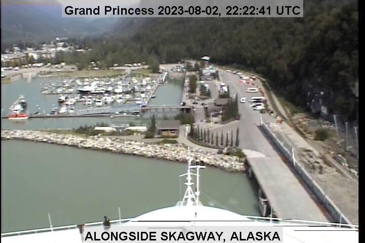 Grand Princess webcam