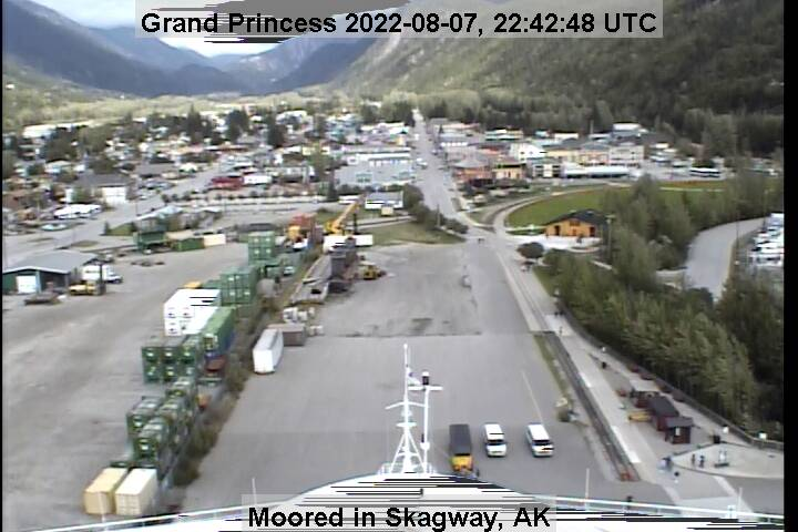 Grand Princess web cam