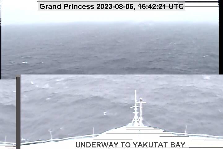 Grand Princess web cam