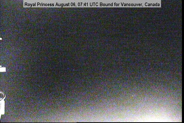 Schiff Royal Princess Webcam