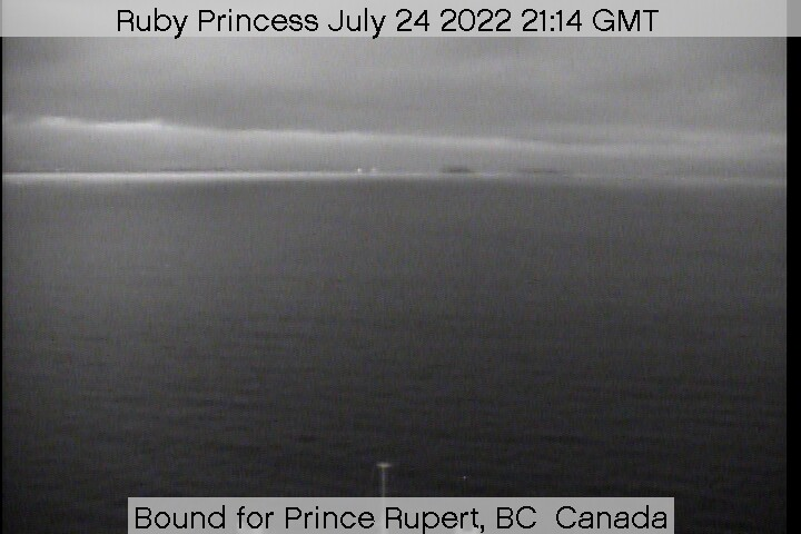 Ruby  Princess Webcam