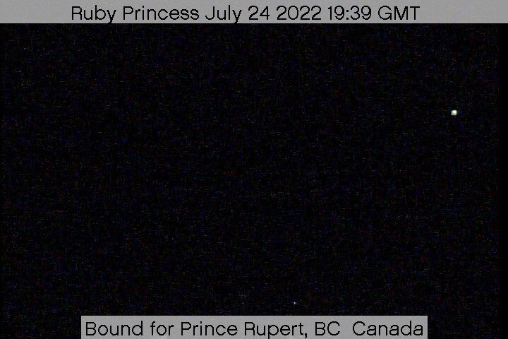 Ruby Princess web cam